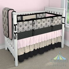 Nursery Designer® by Carousel Designs - Design Your Own Baby Bedding
