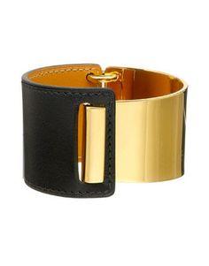 cd90d5de1b6 Hermès Cuff- HarpersBAZAAR.com Hermes Leather Bracelet