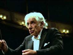 "BEETHOVEN - Symphony no. 9 ""CHORAL"" - Leonard Bernstein (4)"