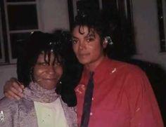 Michael Jackson and Whoopi Goldberg, 1986