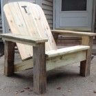 Ana White   Build a 2x4 Adirondack Chair Plans for Home Depot DIH Workshop   Free and Easy DIY Project and Furniture Plans