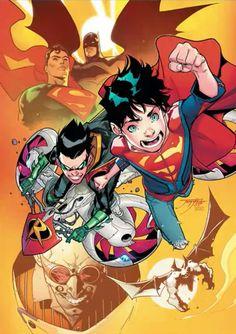 """WonderCon: DC Unveils its """"Rebirth"""" Creative Teams"""