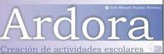 ARDORA 6. Para crear páginas multimedia, paquetes de actividades, espacios web...
