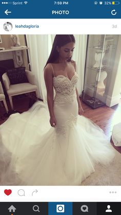 My dream dress oh my gawd