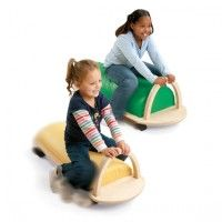 Our Bolster Scooters are a great tool for working with your clients on extension patterns as well as bilateral motor coordination. Sitting astride a movable surface aids development of balance reactions. Add a little fun to your therapy sessions, and let Bolster Covers, Bolster Pillow, Motor Coordination, Sensory Therapy, Motor Planning, Kids Gym, Wedge Pillow, Adaptive Equipment, Sensory Integration