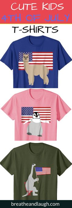 bald eagle 4th of July american flag Boys Girls Birthday gift Top T shirt 112
