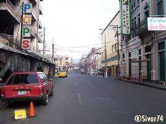 El viejo San Salvador