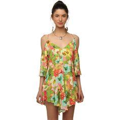 Vestido FARM Floral Batuba