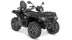 New 2016 Polaris Sportsman® Touring XP 1000 ATVs For Sale in Oklahoma. Black Pearl Powerful 88 Horsepower ProStar™ 1000 Twin EFI Engine Premium XP Performance Package with Integrated Passenger Seat High Performance Close Ratio On-Demand All Wheel Drive (AWD)