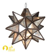 Gallocolorado Exports Ia A Manufacturer Of Unique Mexican Tin Star Lights Lanterns Colonial Style Lighting Fixtures Mirrors And N Gl