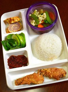 Indonesian Recipes, Indonesian Food, Bento Ideas, Asian Babies, Lunch Box Recipes, Arabic Food, Aesthetic Food, Diy Food, Places To Eat