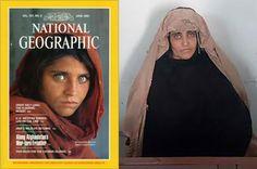 La niña afgana portada de National Geographic fue detenida en Pakistán - http://www.notiexpresscolor.com/2016/10/27/la-nina-afgana-portada-de-national-geographic-fue-detenida-en-pakistan/