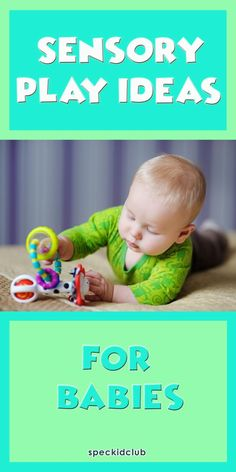 Figuring out what are the right sensory play ideas for babies is important so that you will be able to provide opportunities of developmental growth for them. 3 Year Old Activities, Sensory Activities, Toddler Activities, Baby Sensory Play, Baby Play, Baby Toys, Physical Skills, Toddler Play, Learning Toys