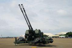 Skyguard Air Defense System - Oerlikan GDF-06 35 mm Anti-Aircraft Gun (Taiwan)