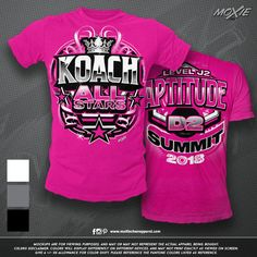 151bf31a9b0 136 Best Cheer Shirts by moXie images in 2019