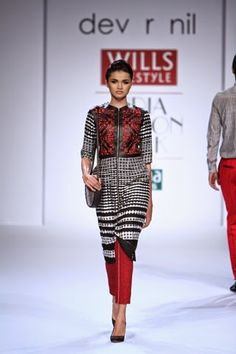 Dev r Nil - Wills Lifestyle Fashion Week Autumn/Winter 2014