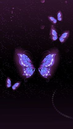 Periwinkle Blue, Purple, Pink, Panic Attack Remedies, Blossom Garden, Butterfly Wallpaper, Wallpaper Backgrounds, Phone Wallpapers, Rose Buds
