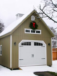 1000 images about garage on pinterest detached garage for How wide is a single car garage door