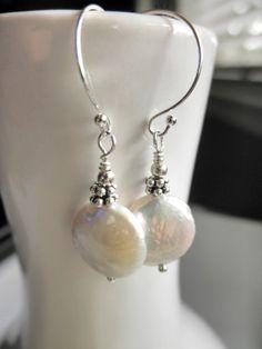 Wonderful light earrings