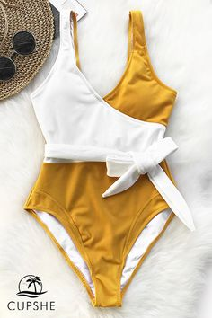 Sometimes amazing beauty shows in natural simplicity. Do you agree, girls? You look so glamorous in these pretty & simple swimwear, catching everyone's eyes because of your charm. Find more surprises on Cupshe.com~