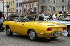 FIAT 850 SPORT Spider - 1972