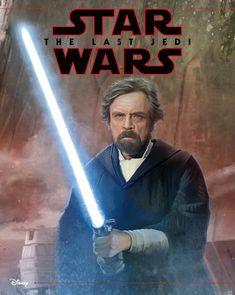The Last Jedi - Luke Skywalker