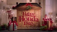 It's been an amazing year! There is definitely much to celebrate!  #happyHondaDays    https://youtu.be/EpL4tG5CUQg