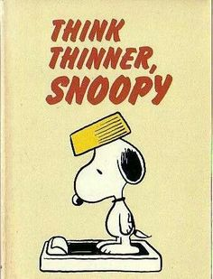 Snoopy weighs in