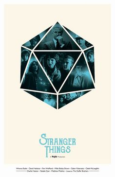 Stranger Things Poster by sap41387 on Etsy