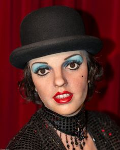 Sally Bowles Makeup