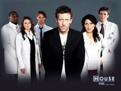 house the tv series - To bad it had to end. I still like watching it.