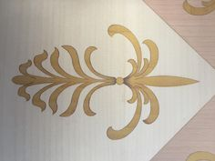 Details inlay in lemon wood and maple