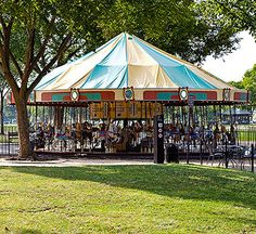 carousel on the mall - and 9 other things to do in DC with kids
