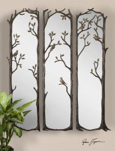 1000 Images About Unique Decorative Wall Mirrors On