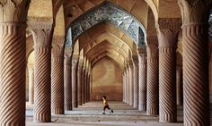 With staggering architecture, exotic landscapes and rich culture, Iran offers endless adventure. Resident Haleh Anvari is our guide around Persepolis, Yazd, Kashan and more