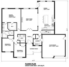 Narrow raised bungalow CANADIAN HOME DESIGNS   Custom House Plans    House plans from Canadian Home Designs  Ontario licensed stock and custom house plans including bungalow  two storey  garage  cottage  estate homes