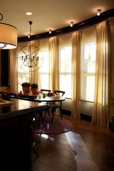 Lighting A Kitchen And Dining Room   Contemporary   Dining Room   San Diego    Robeson Part 65