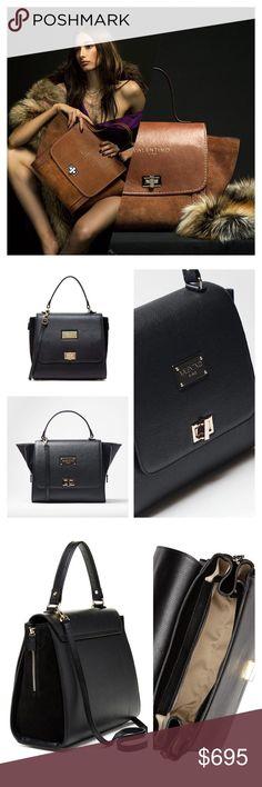 Selling this Valentino Zellie Leather Handbag NWOT Rare Find!! on Poshmark! My username is: allinmycloset. #shopmycloset #poshmark #fashion #shopping #style #forsale #Valentino #Handbags