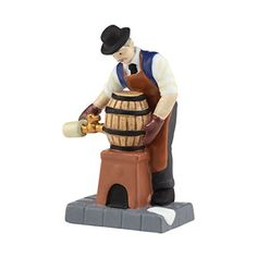 Department 56 Christmas in The City Village Tapping The Keg Accessory 098Inch >>> Find out more about the great product at the image link. Note:It is Affiliate Link to Amazon.