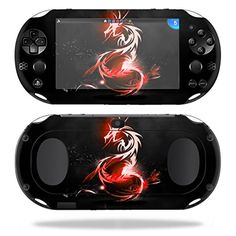 Intelligent Skin Decal Sticker For Ps Vita Original Pch-1000 Series-shin Hayarigami #01+gift Faceplates, Decals & Stickers Video Game Accessories