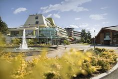 Hotel in Loipersdorf - Therme Loipersdorf Hotels - Thermenhotel Hotels, Spa, Mansions, House Styles, Home Decor, Four Seasons, Welcome, Decoration Home, Manor Houses