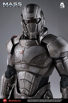 ThreeZero Mass Effect Commander Shepard
