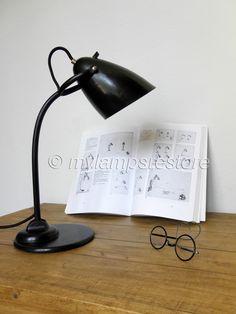 Lamp Kaiser Idell - very rare model nr. 6566