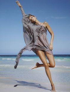 ♀ Feminine beauty Fashion Editorial photography by the beach