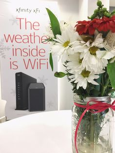 *This post was sponsored by Xfinity by Comcast though all thoughts are my own.      Last week while my parents were up visiting, the man an...