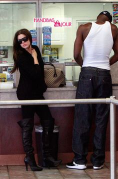 Khloe and Lamar Ghetto Fab