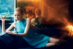Emma Stone: Playing It Cool in the March issue of Vogue - Magazine - Vogue
