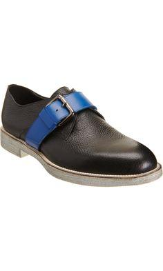 ccb55a27fa32 Pierre Hardy - Contrast Monk Shoe Sock Shoes