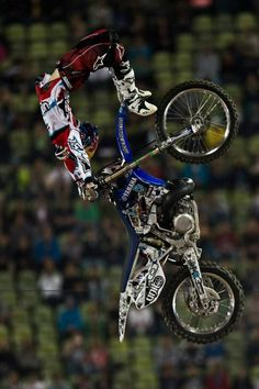 Thomas Pages - Red Bull X-Fighters