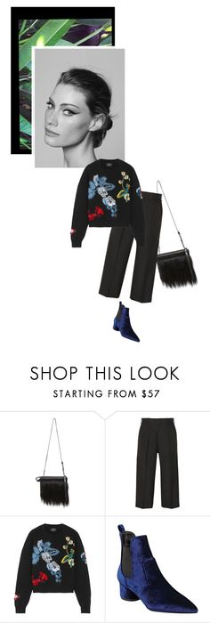 """""""Love Is Lost"""" by no-body ❤ liked on Polyvore featuring 3.1 Phillip Lim, Victoria Beckham, Anthony Vaccarello and Kendall + Kylie"""